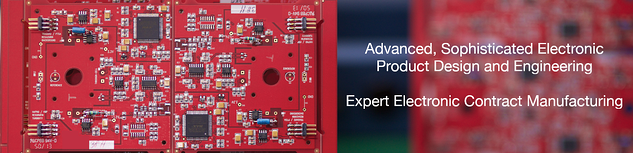 Electronic Product Design & Electronic Contract Manufacturing